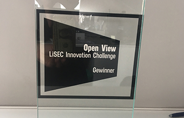 LISEC Innovation Challenge Award von LISEC Innovation Challenge Award 2018